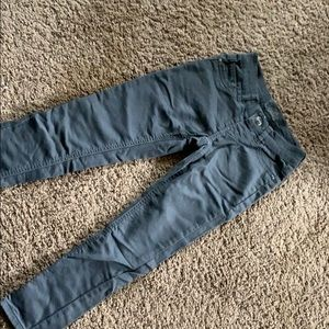 Justice size 7 grey jeans